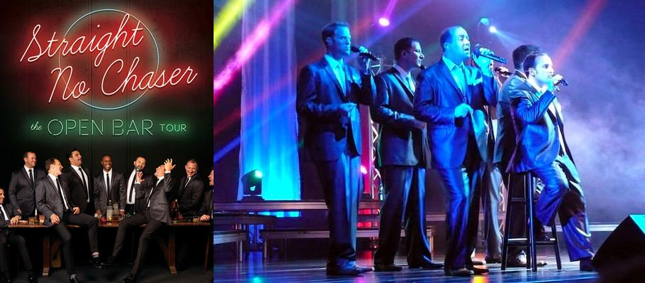 Straight No Chaser at Lyell B Clay Concert Theatre