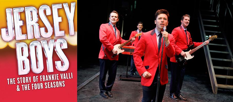 Jersey Boys at Lyell B Clay Concert Theatre