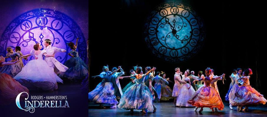 Rodgers and Hammerstein's Cinderella - The Musical at Lyell B Clay Concert Theatre