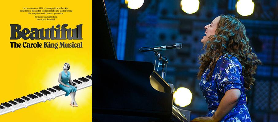 Beautiful: The Carole King Musical at Lyell B Clay Concert Theatre