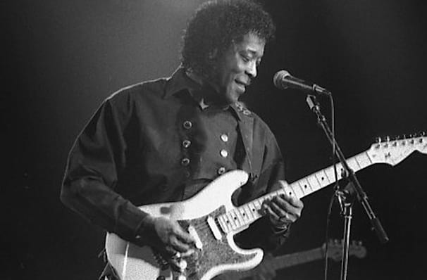 Buddy Guy, Lyell B Clay Concert Theatre, Morgantown