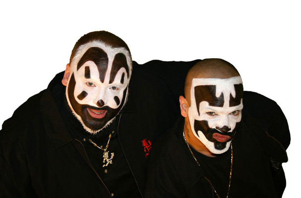 Insane Clown Posse, Mainstage Morgantown, Morgantown