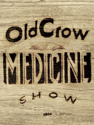 Old Crow Medicine Show, Lyell B Clay Concert Theatre, Morgantown