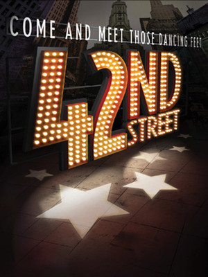 42nd Street, Lyell B Clay Concert Theatre, Morgantown