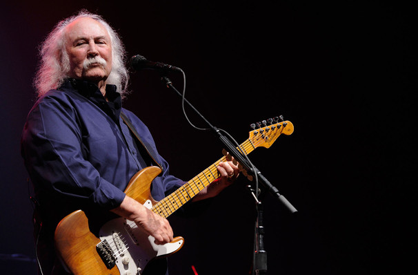 David Crosby, Lyell B Clay Concert Theatre, Morgantown