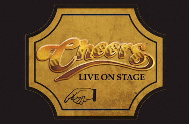 Cheers Live On Stage, Lyell B Clay Concert Theatre, Morgantown